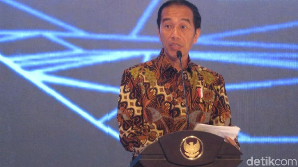 Jokowi dan 100 CEO Ngobrol Soal Ekonomi 2018