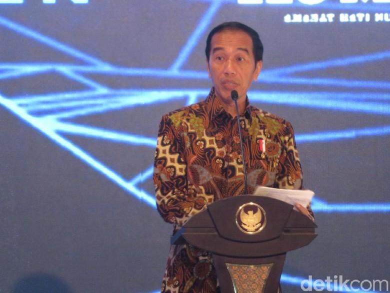 Tahun Depan Pilkada, Jokowi Minta Pengusaha Tidak Urus Politik