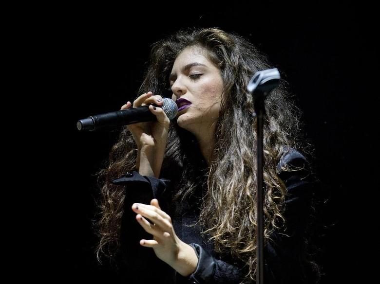 Tekanan dari Sejumlah Pihak, Lorde Batalkan Konser di Israel