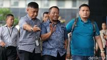 4 Orang yang Diamankan Terkait OTT Jambi Tiba di KPK