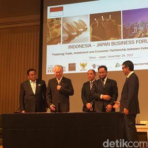 Pengusaha RI & Jepang Kerja Sama Garap Energi Terbarukan