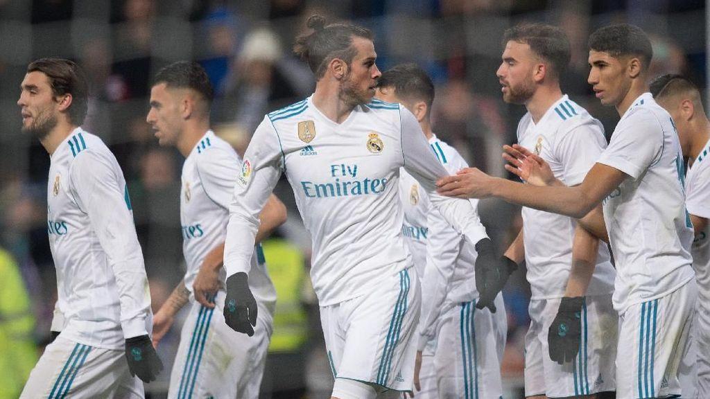 Comeback Maknyus Gareth Bale