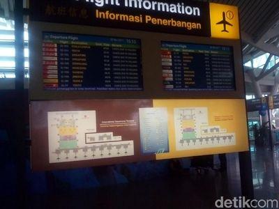 Penerbangan Mulai Normal, Aktivitas Penumpang Bandara Ngurah Rai Meningkat