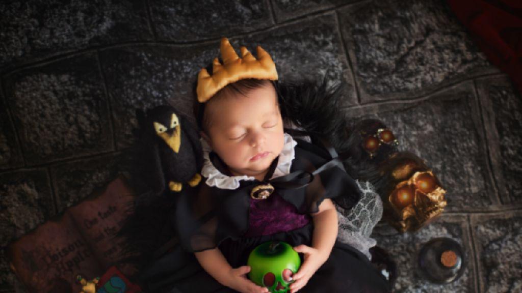 Nggemesin Banget! Saat Bayi Baru Lahir Jadi Disney Villain