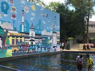Destinasi Baru di Bandung untuk Long Weekend: Taman Sejarah