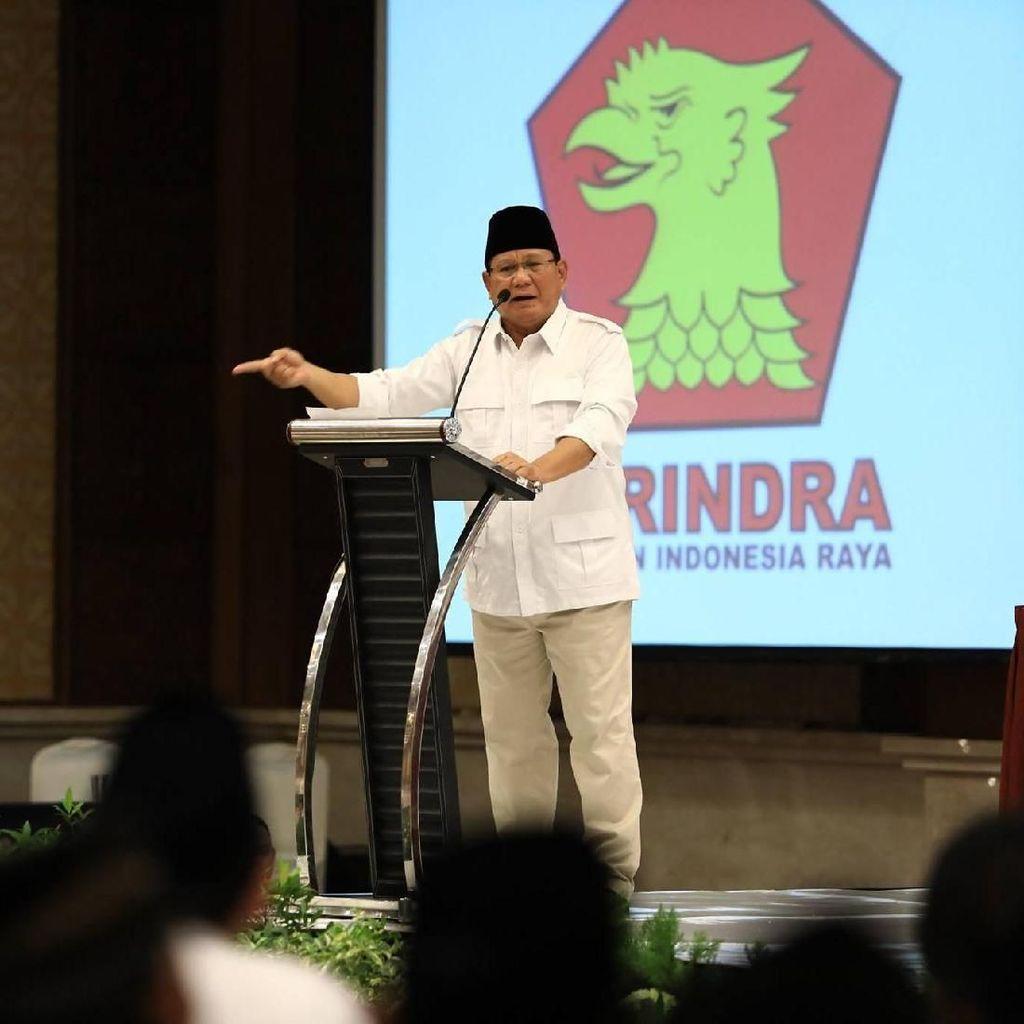 Prabowo: Kita Tidak Antiasing, Tapi Kita Tidak Mau Dirampok