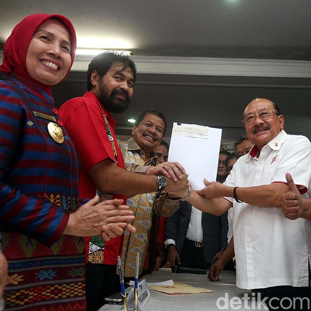 Sumut dan Aceh Resmi Daftar Tuan Rumah PON 2024