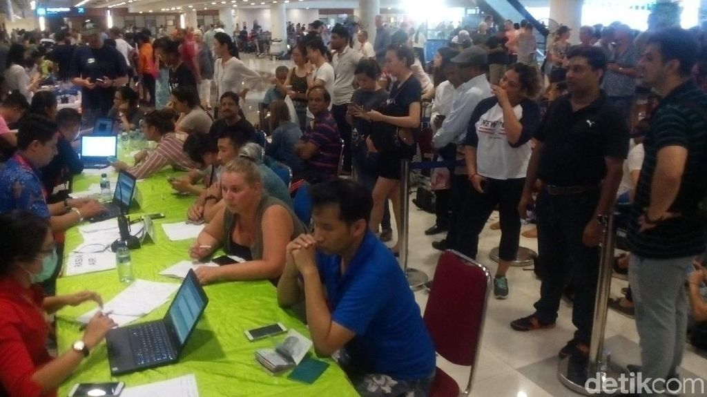 Bandara Ngurah Rai Masih Tutup, 13 Negara Buka Pelayanan Exit Pass