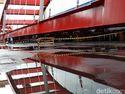 Apa Kabar Pembangunan Jembatan Holtekamp yang Dibanggakan Jokowi?