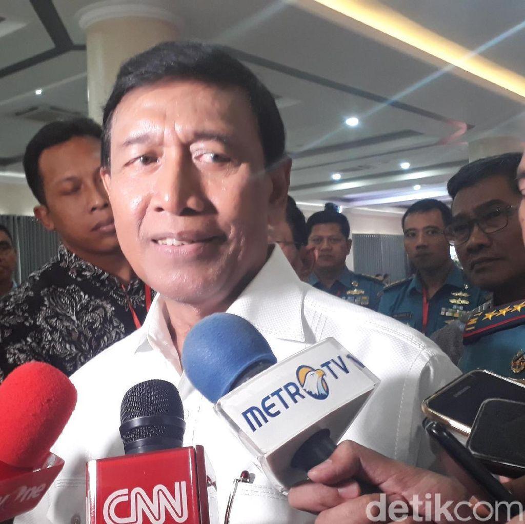 Wiranto: Saya Tak Senang Ada Konflik di Hanura