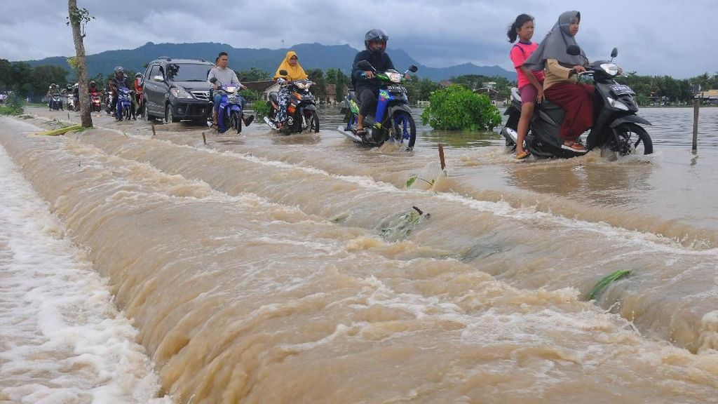 Siklon Cempaka Menyerang, Ini Masalah Kesehatan yang Harus Diwaspadai