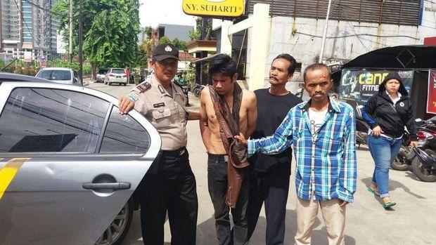 Joy, pelaku pencurian dengan kekerasan di Bekasi ditangkap