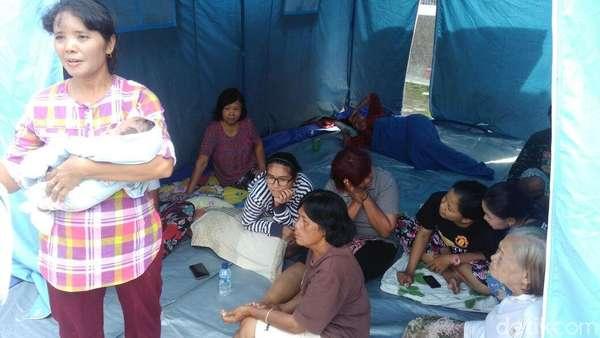 Korban Longsor di Yogya Harap Pemerintah Segera Perbaikan Talud