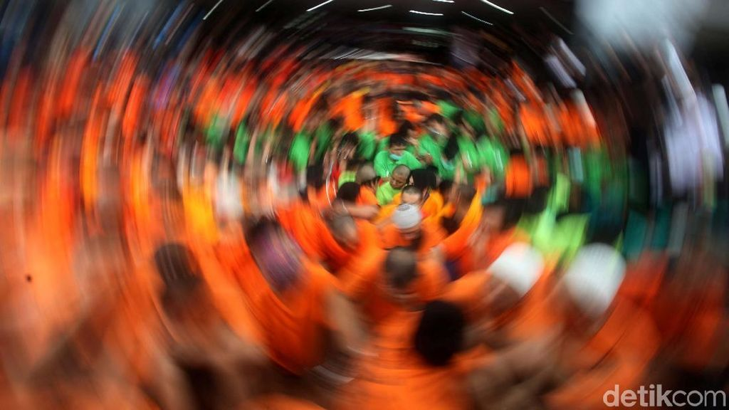 351 Orang Ditangkap Terkait Kasus Narkotika