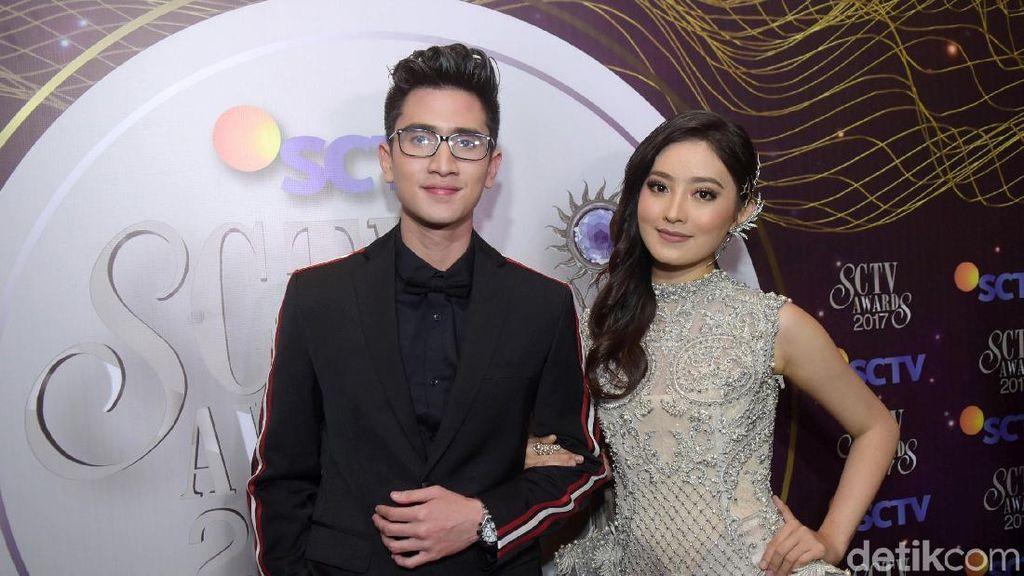 Natasha Wilona Tumben Posting Kata-kata Romantis untuk Verrell Bramasta