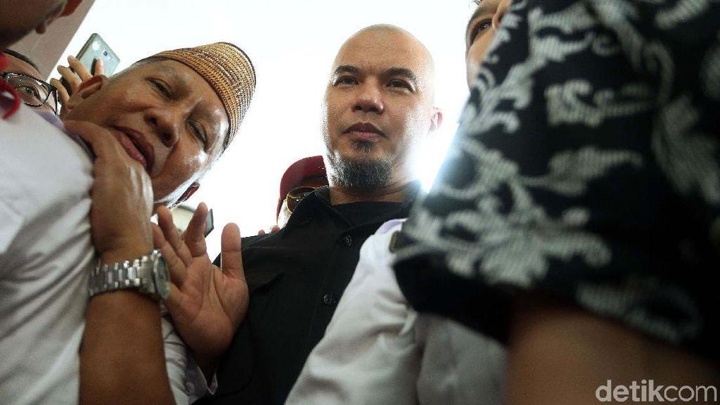 Berkas Kasus Ujaran Kebencian Ahmad Dhani Dilimpahkan Pekan Ini
