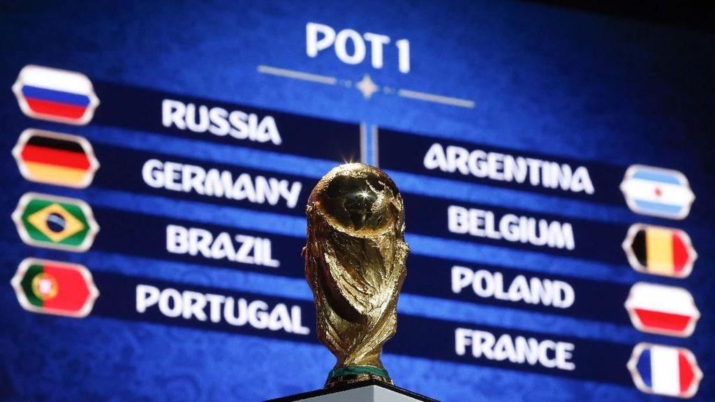 Begini Mekanisme Drawing Piala Dunia 2018