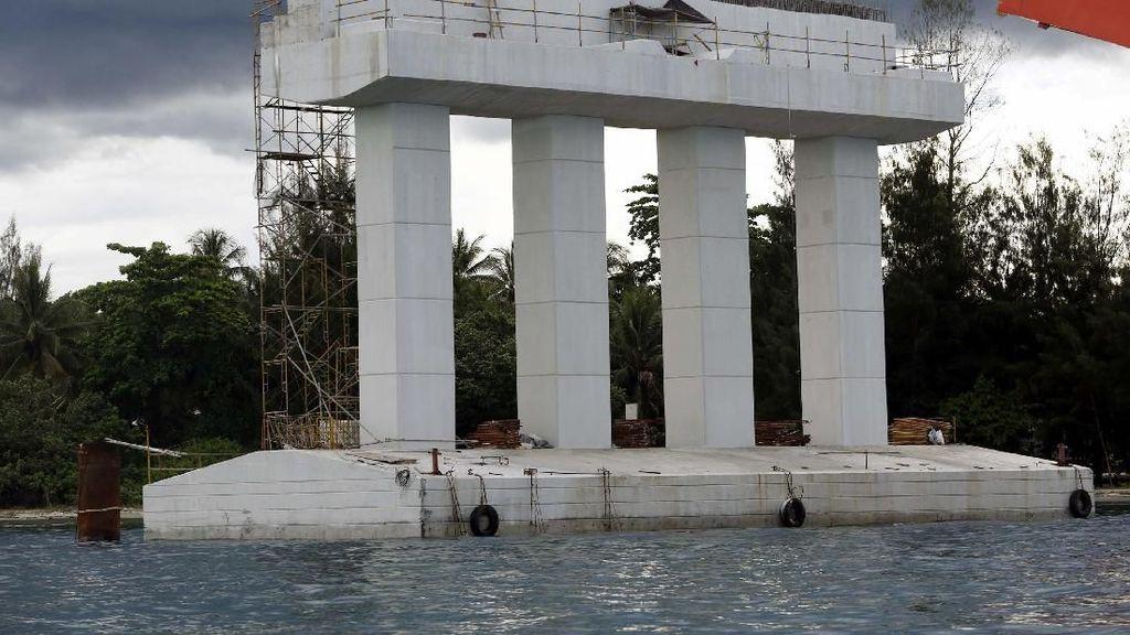 Tahap Demi Tahap Pembangunan Jembatan Holtekamp