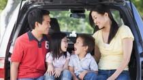 Pergi Sama Anak, 3 Gangguan Ini Bisa Muncul Saat Kita Nyetir Mobil