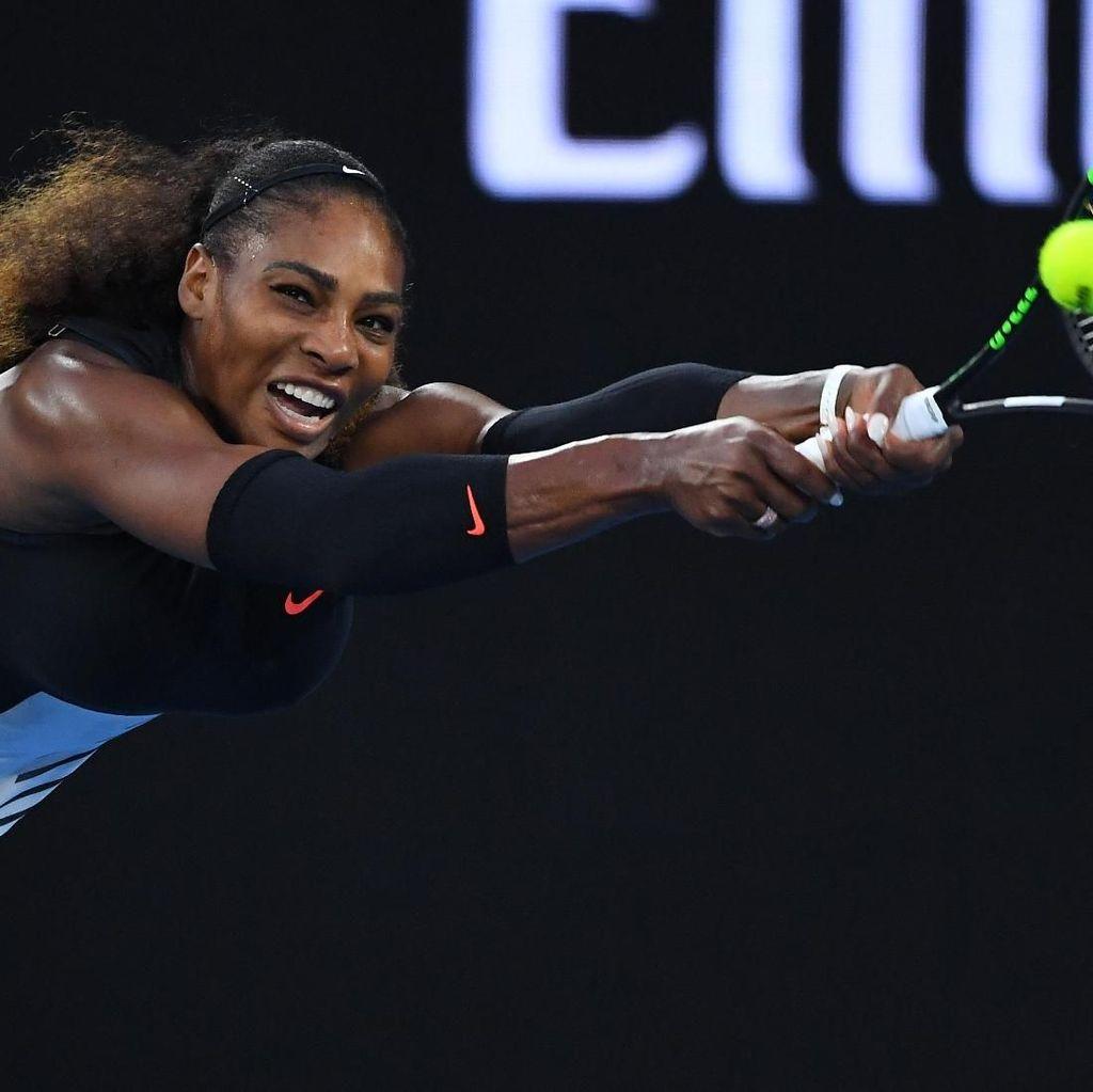 Serena Williams Inginkan Lebih Banyak Gelar Grand Slam