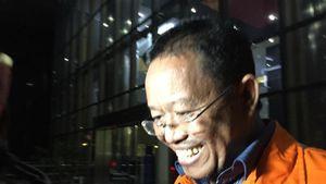 Anggota DPRD Penerima Suap RAPBD Jambi: Pembagian Uang Belum Rata
