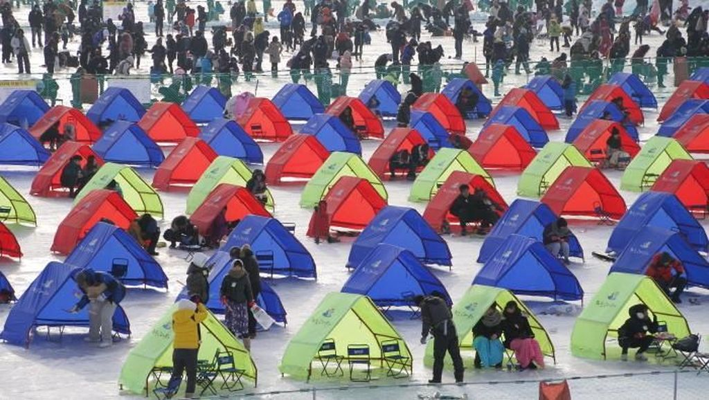 Liburan Musim Dingin di Korea, Ada 2 Festival Seru