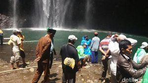 Jam Berkunjung Wisata Air Terjun Madakaripura Dibatasi, Ada Apa?