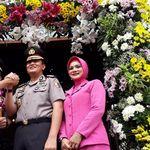 Ini Pesan Kombes Iqbal untuk Kapolrestabes Surabaya yang Baru
