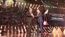 CT Raih Penghargaan atas Kontribusi Luar Biasa di Industri TV Asia