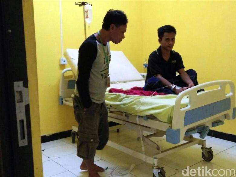 Pria di Sukabumi Ini Nekat Potong Kelaminnya Sendiri Pakai Kapak
