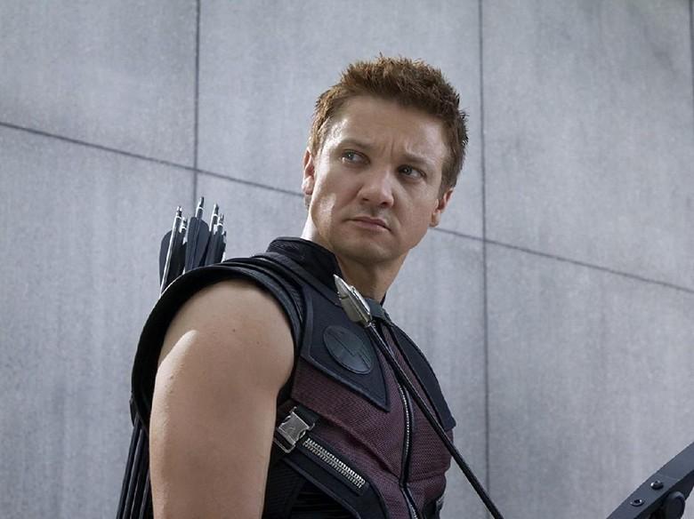 Hawkeye Miliki Perjalanan Sendiri Dalam Infinity War