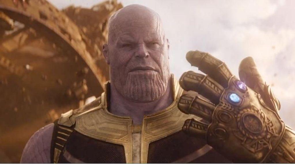 Thanos Berjanji Avengers: Infinity War Bakal Menakjubkan