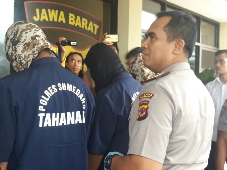 Polisi Ciduk Penyebar Hoax Pemicu Perusakan Pangkalan Ojek