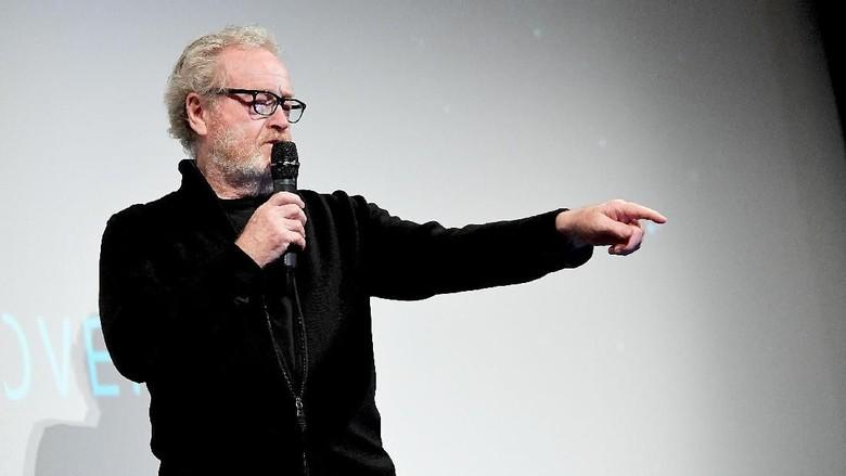 Ridley Scott Buka Suara soal Mengganti Sosok Kevin Spacey karena Isu Pelecehan