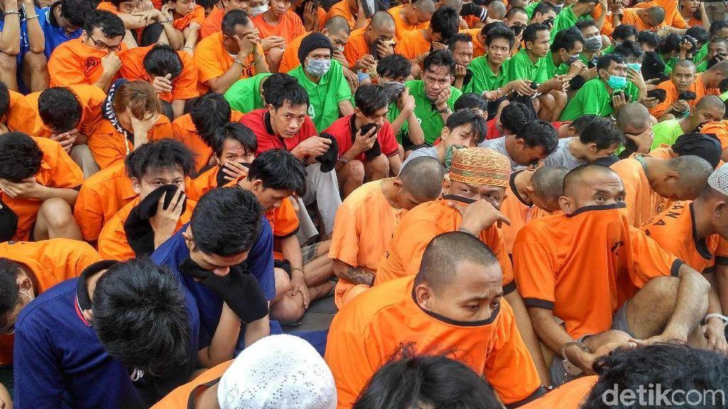 Operasi Nila, Polisi Tangkap 351 Orang Terkait Kasus Narkotika