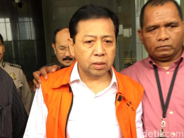 KPK Tak akan Panggil Saksi Meringankan Setya Novanto Lagi