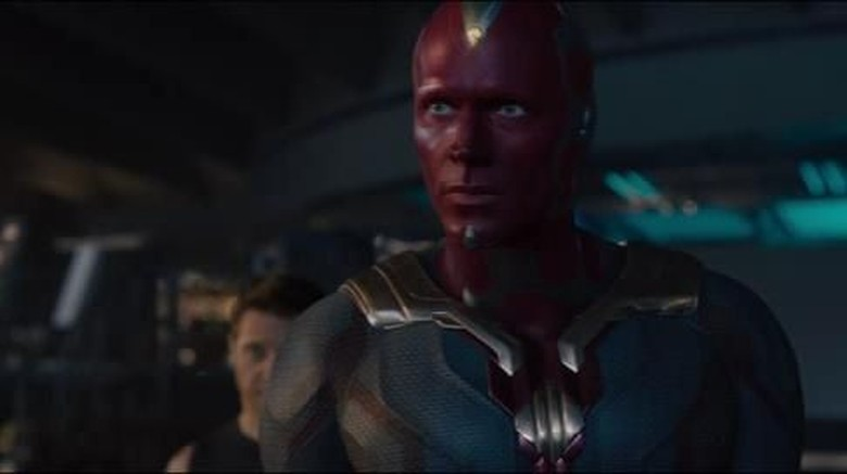 Kematian yang Semakin Dekat bagi Doctor Strange dan Vision