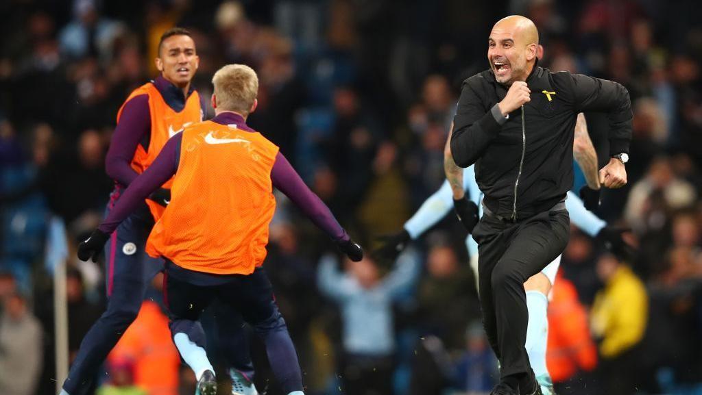 Guardiola Senang City Akrab dengan Fergie Time