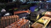 Polda Banten Kerahkan 250 Personel Urai Macet di Pelabuhan Merak