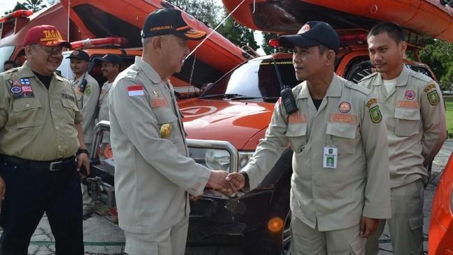 Gubernur Riau Petakan Penyebab Banjir, Apa Saja?