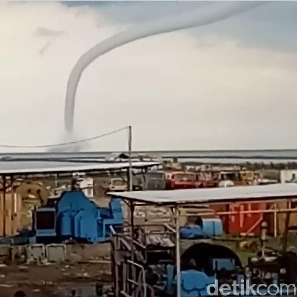 Penampakan Tornado di Cirebon Ternyata Bukan yang Pertama