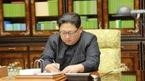 Sebut Kim Jong-Un Sick Puppy, Trump Akan Tambah Sanksi untuk Korut