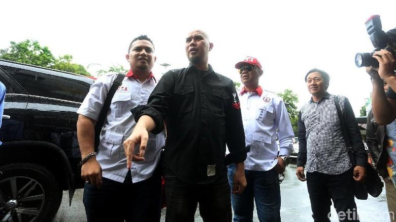 Pelapor Ingin Ahmad Dhani Ditahan