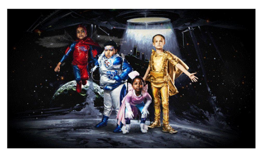 Saat Harapan Anak Pasien Kanker Diwujudkan dalam Sosok Superhero