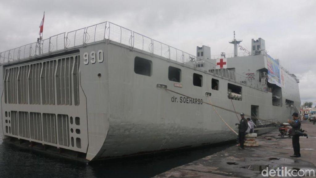 Meriahnya Sail Sabang 2017, Ada Rumah Sakit di Atas Laut