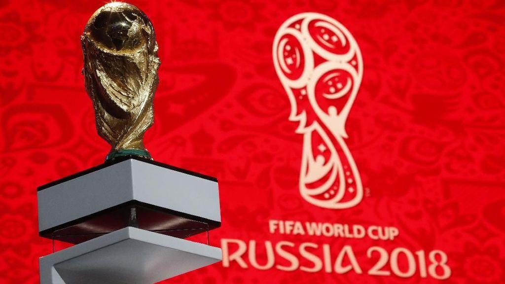 Hasil Drawing Piala Dunia 2018
