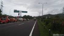 Gerbang Tol Merak Macet, Kendaraan Diimbau Keluar Cilegon Barat