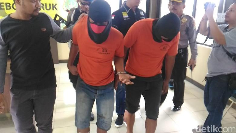 Pencuri Spesialis Rumah Kosong di - Jakarta Polisi menangkap M Suherman dan Agus Supriatna karena melakukan pencurian di rumah Keduanya ditembak saat penangkapan saat