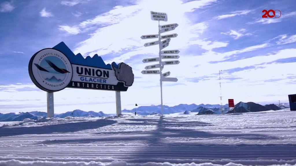 Apa Jadinya Jika Maraton di Kutub Selatan?