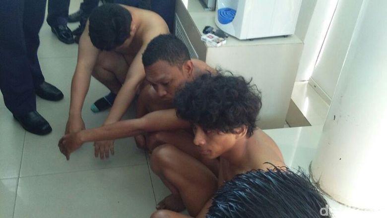 4 Pria yang Diamankan di Bandara Pekanbaru Selipkan Narkoba di Paha